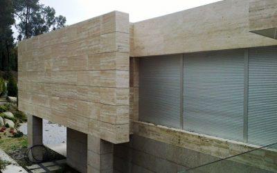 interiorismo y revestimiento de fachadas marver
